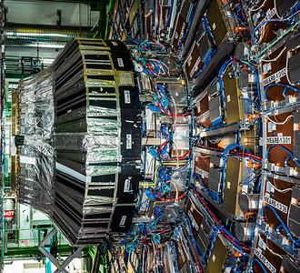 endcap disk w calorimeter Compact Muon Solenoid detector LHC