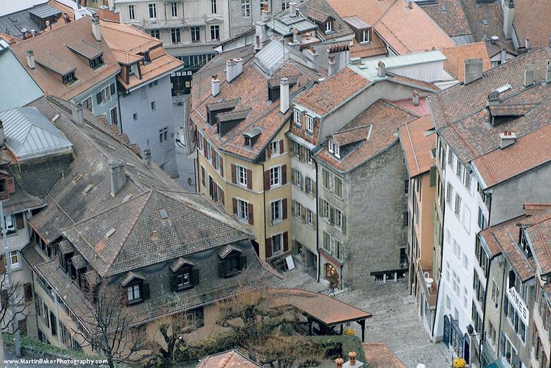 Lausanne, Switzerland.