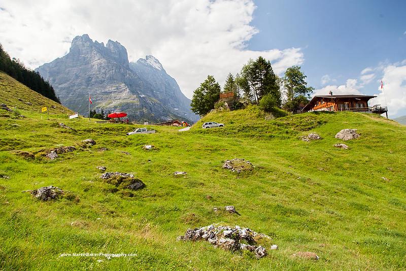 Pfingstegg, Grindelwald, Bernese Oberland, Switzerland.