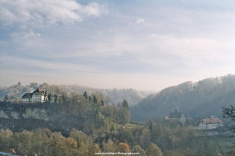 Maigrauge Abbey, Fribourg, Switzerland.