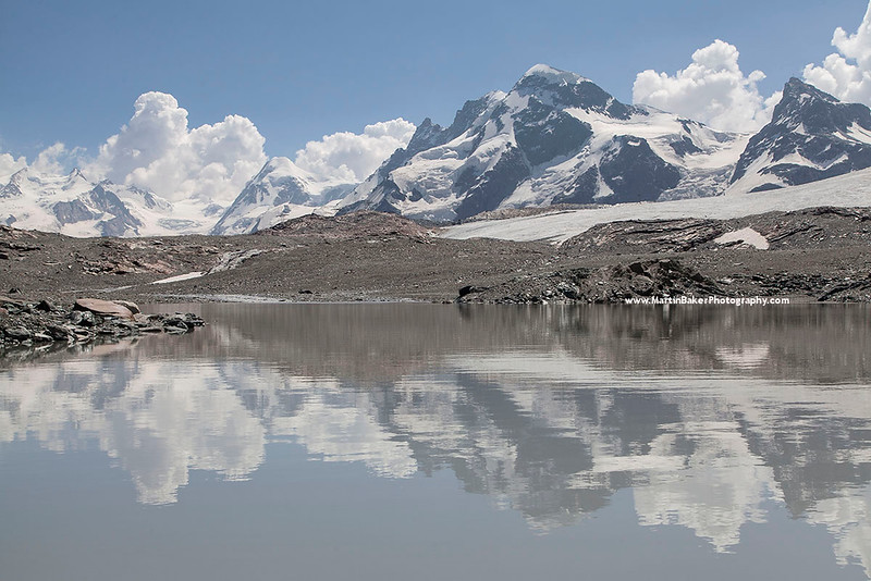 The Alps, Zermatt, Switzerland.