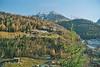 Wengen, Lauterbrunnen Valley, Bernese Oberland, Switzerland.