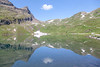 Bachalpsee, Grindelwald, The Alps, Bernese Oberland, Switzerland.