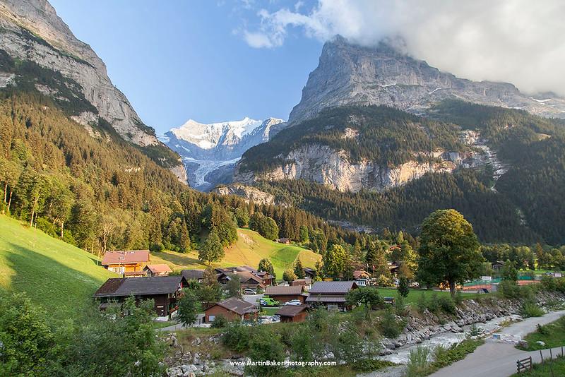 Grindelwald, The Alps, Bernese Oberland, Switzerland.