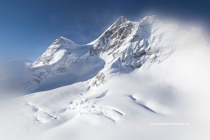 Jungfrau, The Alps, Bernese Oberland, Switzerland.