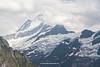 The Schreckhorn, Grindelwald, Bernese Oberland, Switzerland.