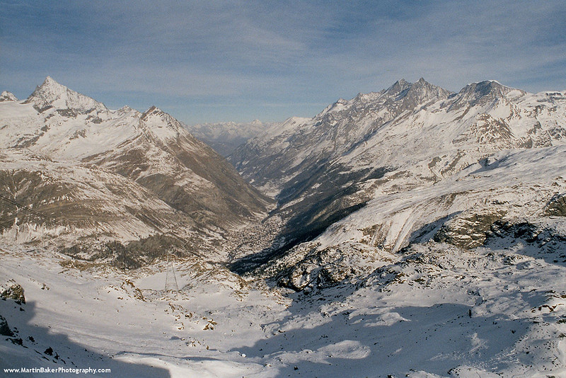Zermatt, Bernese Oberland, Switzerland.