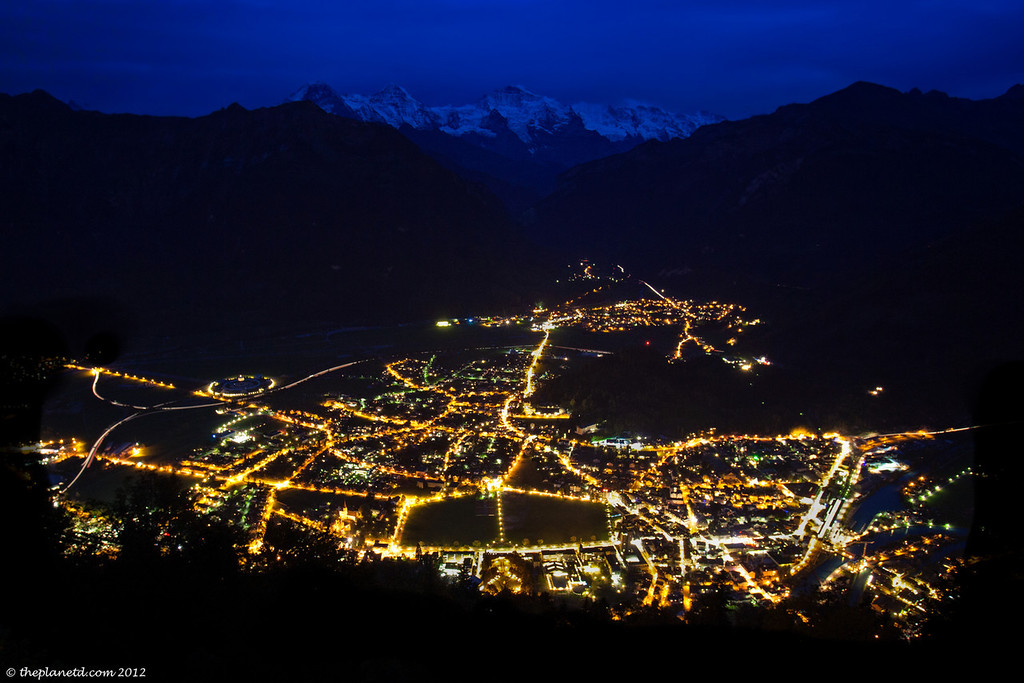 year in pictures interlaken switzerland