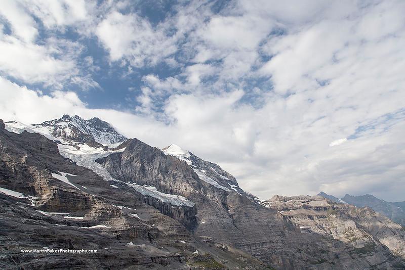 Kleine Scheidegg, Lauterbrunnen Valley, Bernese Oberland, Switzerland.