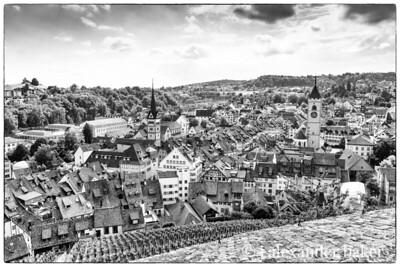 Schaffhausen panorama