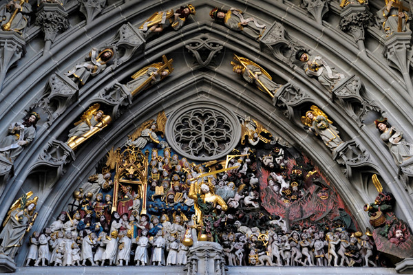 Heaven and Hell, Bern Cathedral