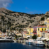Beautiful Symi harbor