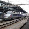 TGV 118 at Lausanne.
