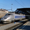 TGV 110 at Zurich Hbf.