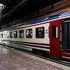 Sleeper Car on the Blue Train