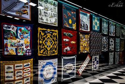Key Museum: Scarves