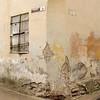 Vieille ville non encore restaurée