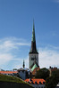 St. Olav's Church (Oleviste kirik) was once the tallest building in the world
