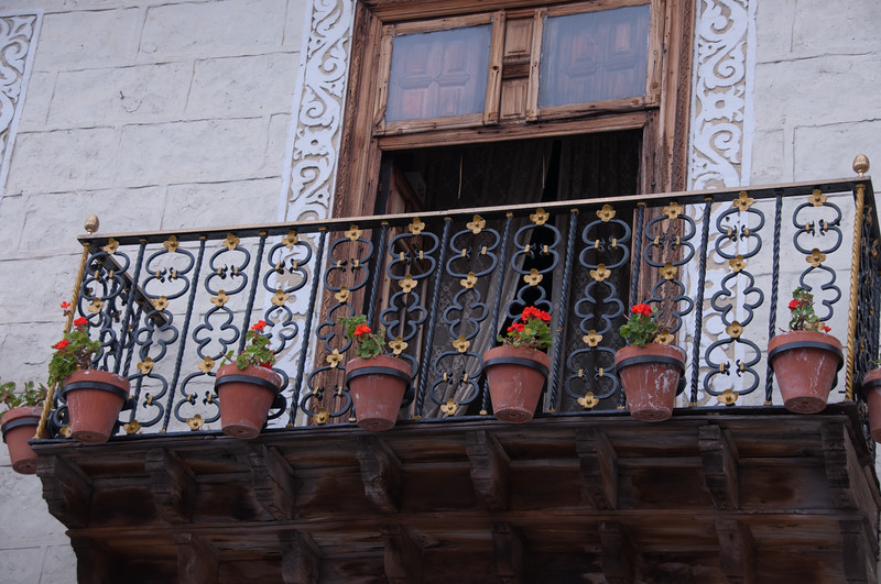 Balcony, Tenerife, Canary Islands