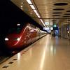 PBKA set 4332 at Schipol Airport with a service to Paris Gare du Nord. 5th September 2009.