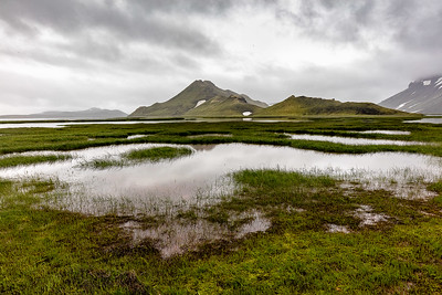 There is no water shortage in Iceland