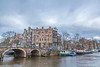 Brouwersgracht, Amsterdam, The Netherlands.