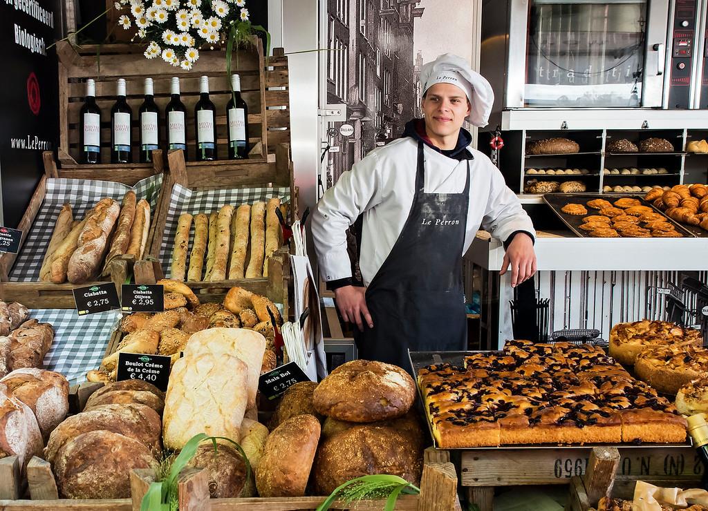Noordermarkt baker