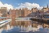 Damrak, Amsterdam, The Netherlands.
