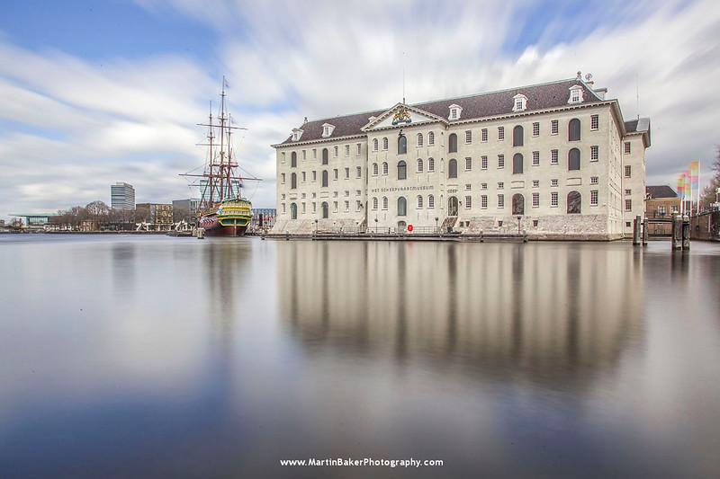 Maritime Museum, Amsterdam, The Netherlands.