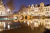 Leidsegracht, Amsterdam, The Netherlands.