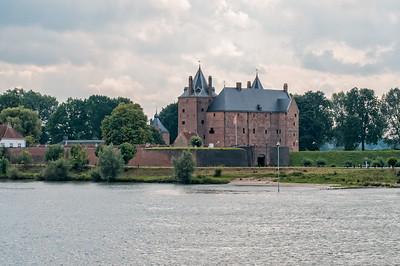 Castle Loevestein, Poederoijen, Netherlands
