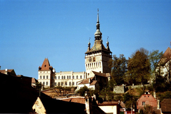 Birthplace of Vlad Dracul III – Sighisoara, Romania