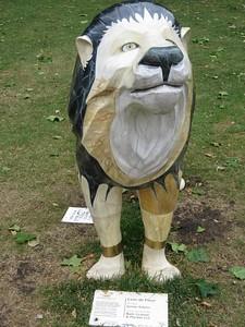 Bath Lion
