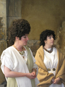 Roman impersonators