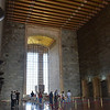 Mausoleum of Kemal Ataturk, founder and first president of the Turkish Republic.