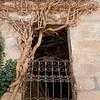 Balcony detail from an old Greek house in Sinasos/Mustafapaşa.