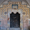Door detail - Konstantinos-Eleni Church.
