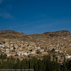 From an overlook on the outskirts of Nevşehir, we stop to look at an old Greek village that was transfered to the Turks during the population exchange in the early 1920s.<br /> <br /> (Nevşehir = New City in Ottoman Turkish)