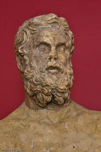 Homer - Classical Period/4th Century BC (Claros [Ahmetbeyli]) History & Art Museum - Kültür Park