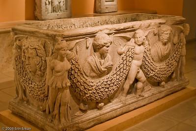 Sarcaphogus - Roman Period (Smyrna [İzmir]) History & Art Museum - Kültür Park