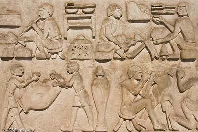 Kültür Park - Detail from the obelisk.
