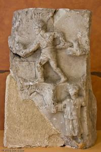 Funerary Stele - Hellenistic Period (Smyrna [İzmir]) History & Art Museum - Kültür Park