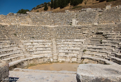 Ephesus - Bouleuterion. 20 Oct 2012