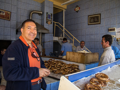 Odunpazarı Simit Bakery. Eskiṣehir - 14 Oct 2012