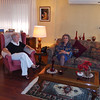 Dinner Party - the two mothers (mom on the left; Mui's mother on the right).<br /> 4 Oct 2012