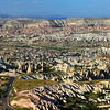 Jaw-dropping view from Uçhisar Castle - Cappadocia, Turkey