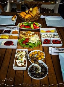 Breakfast @ Önce Kahvalti
