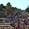 Crowds at Ephesus