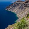 cliffs of Santorini