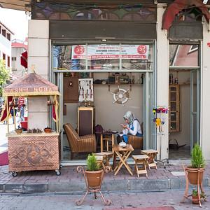 Balat Istanbul scene